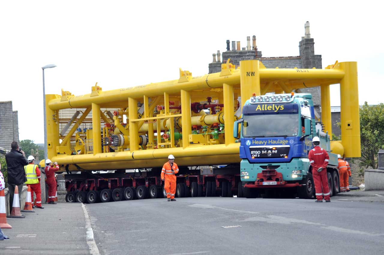 Photo: Wee Towhead Towhead 177 Tonnes Bound For Wester From Wick Harbour