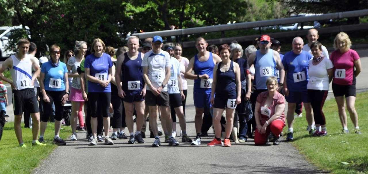 Photo: Berriedale Fun Run Walk