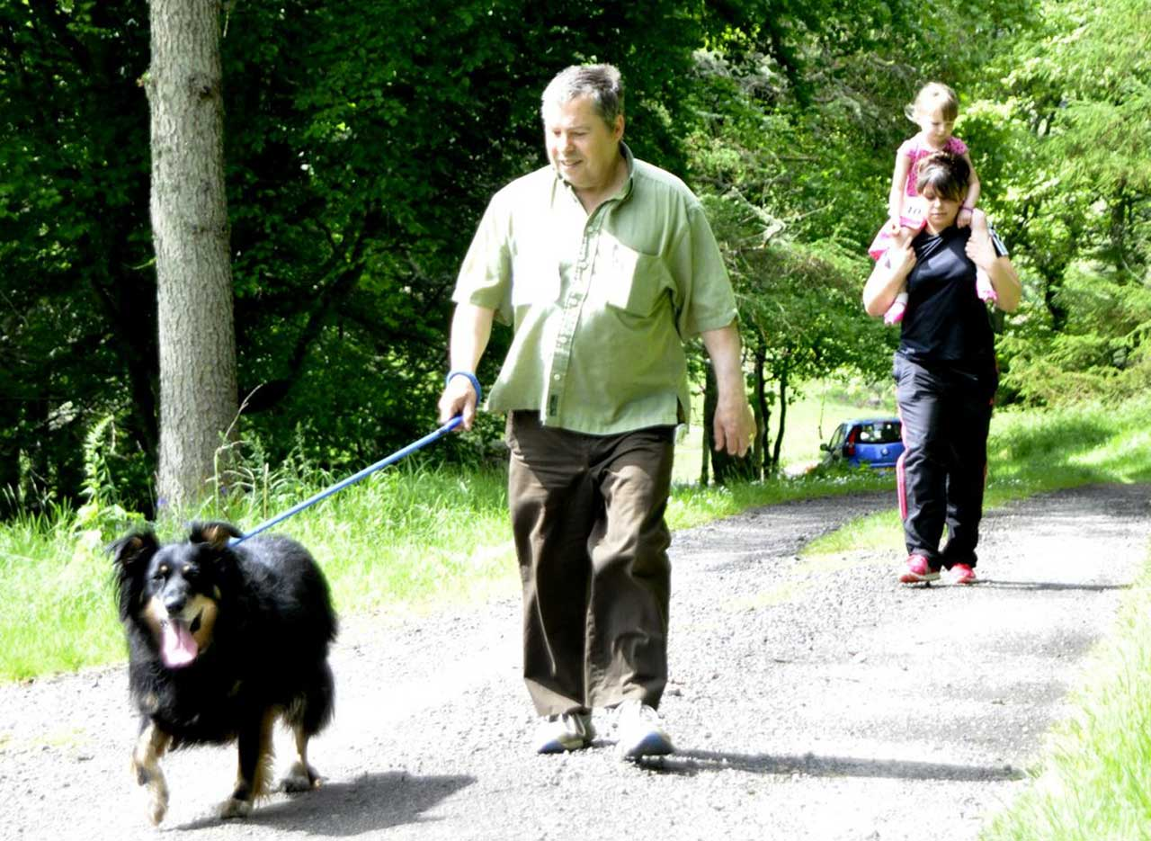 Photo: Berriedale Fun Run Walk