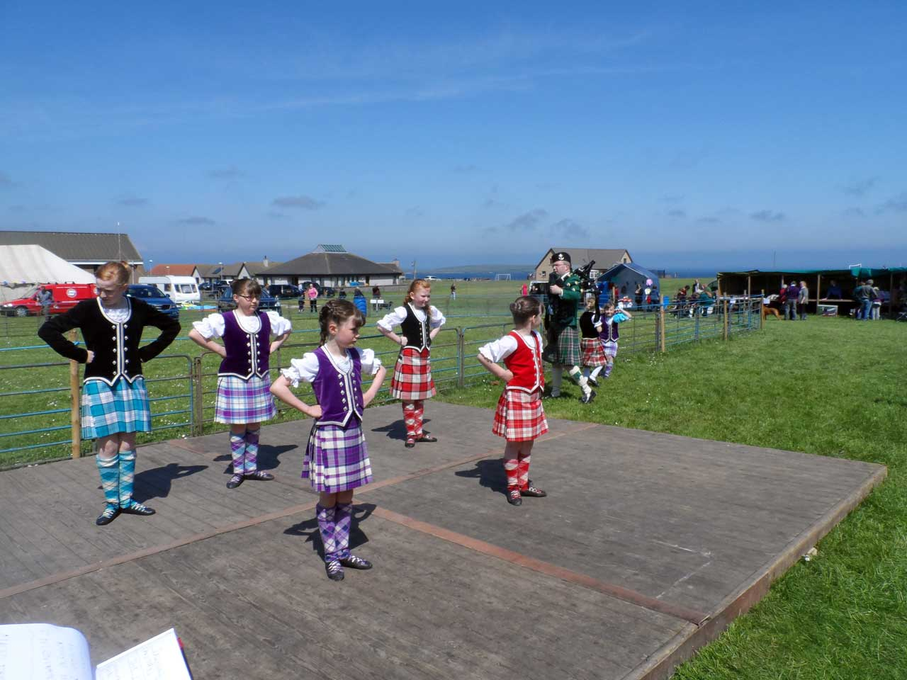 Photo: Canisbay Show 2014