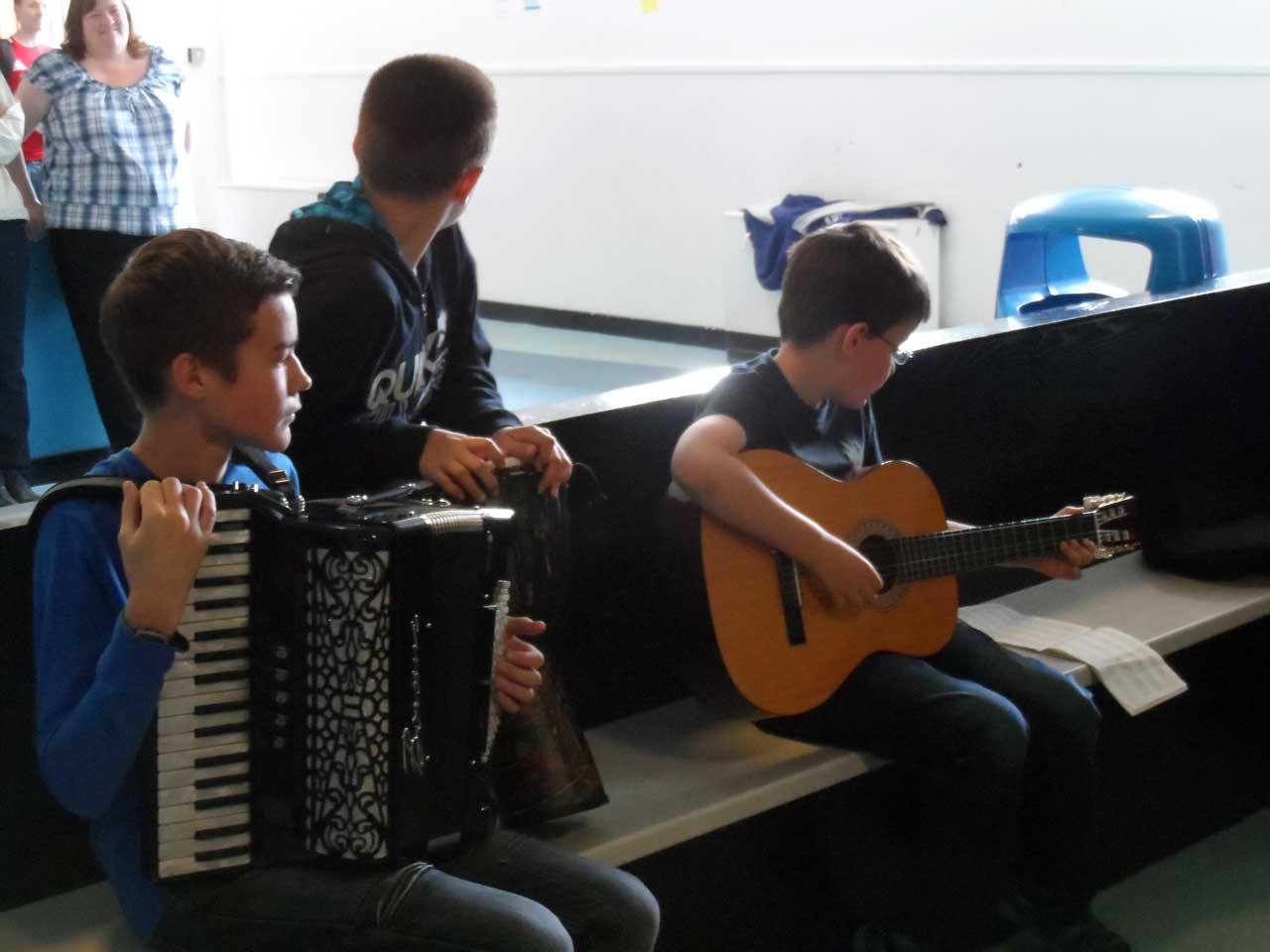 Photo: Feis Gallaibh At Thurso High School