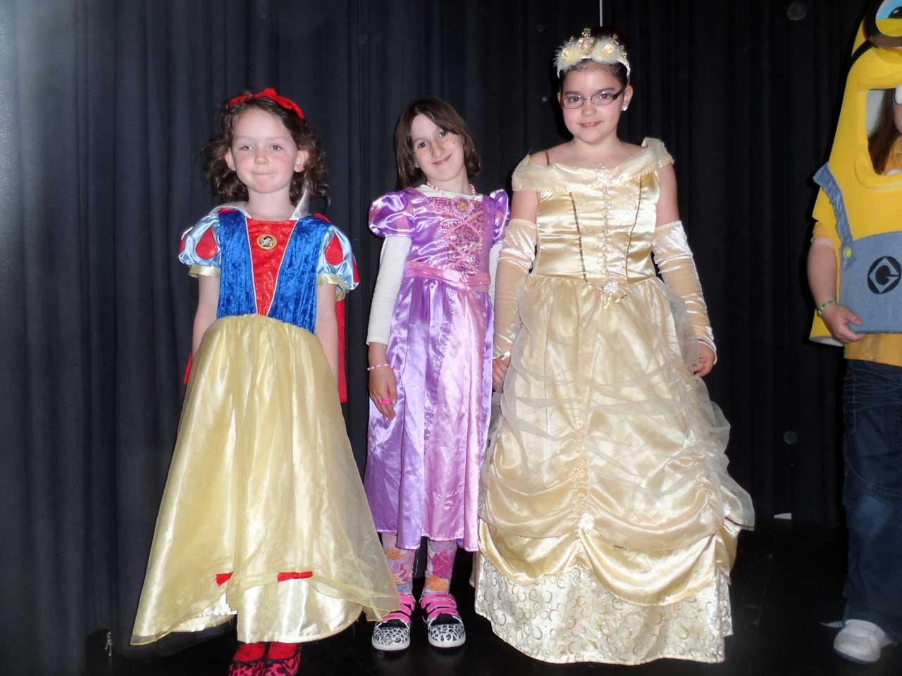 Photo: Halkirk Gala 2014 - Children's Fancy Dress