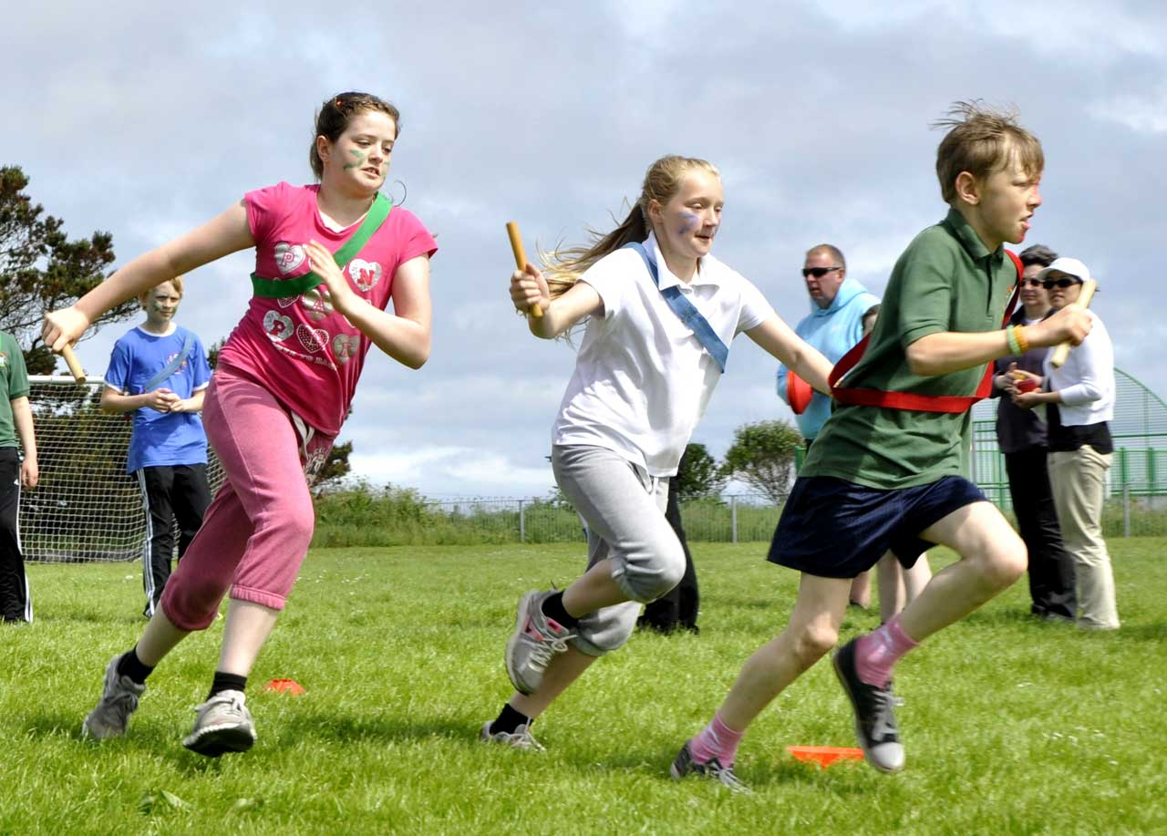 Photo: Keiss School Sports 2014