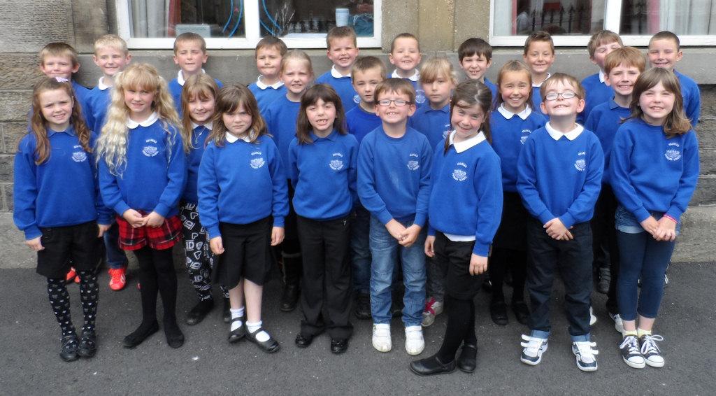 Photo: Caithness Music Festival 2014 - Hillhead School