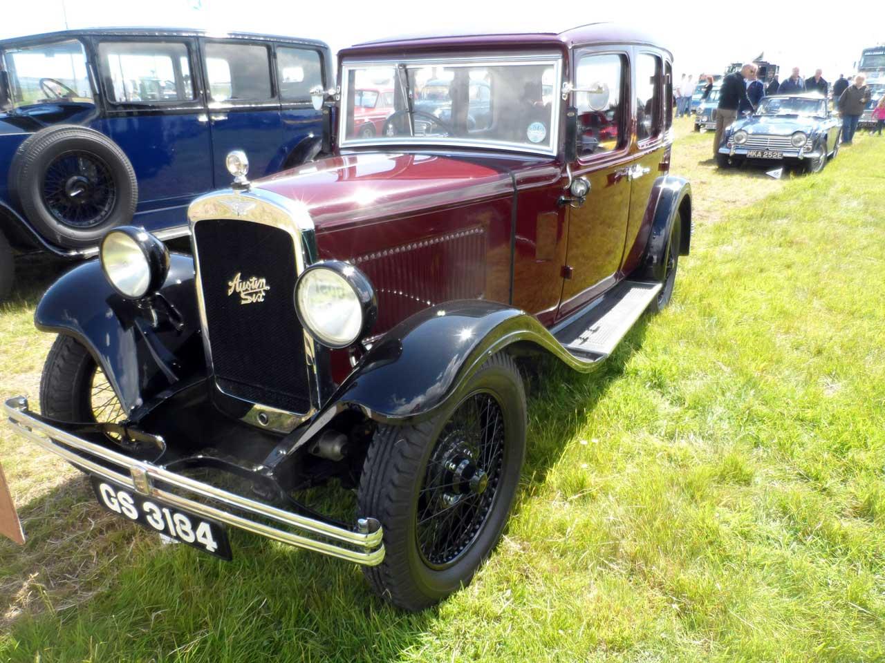 Photo: 1932 Austin Six