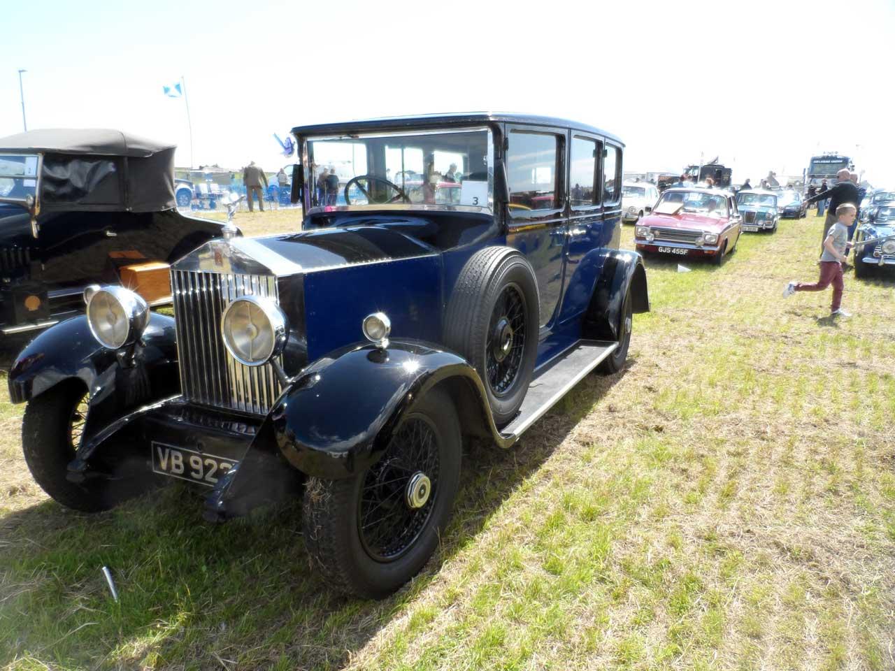 Photo: 1930 Rolls-Royce Limousine