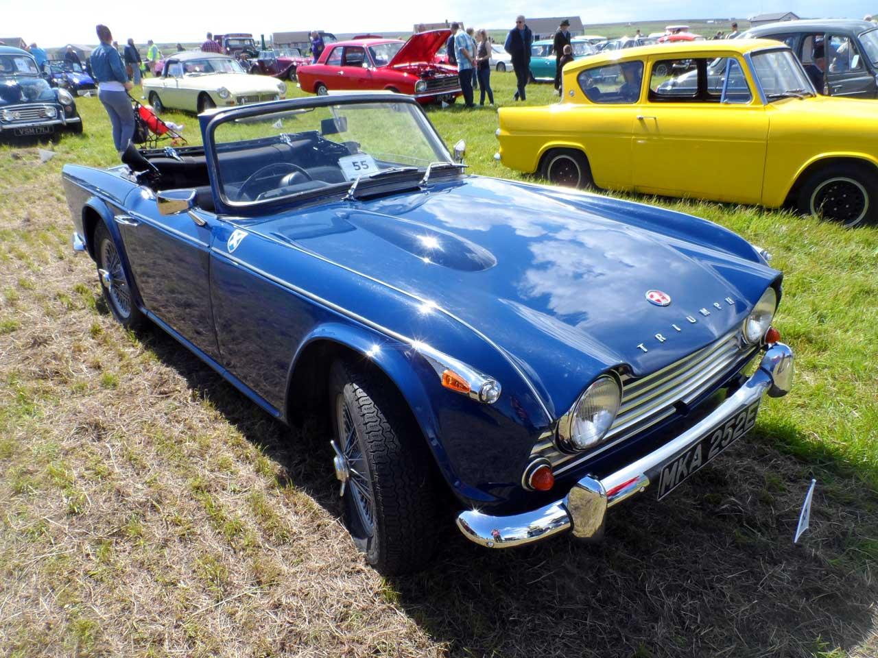 Photo: 1967 Triumph TR4A