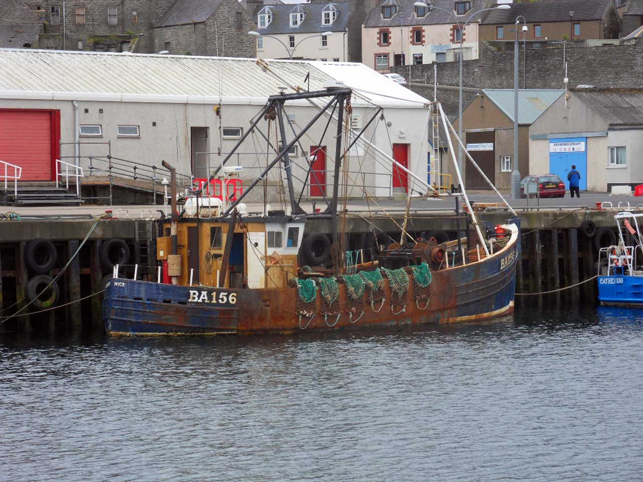 Photo: Look Around Wick Harbour On Sunday 29 June 2014