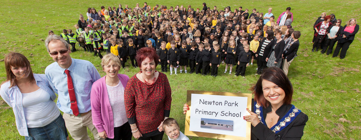 Photo: New Wick Primary Schools Named Newton Park and Noss