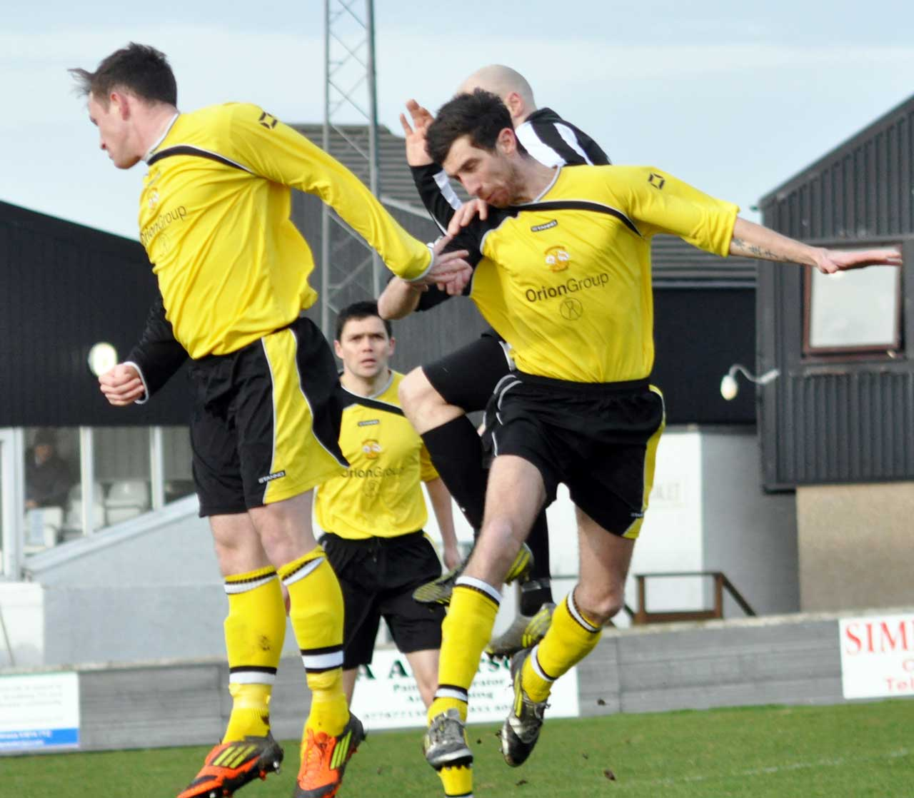 Photo: Wick Academy 1 Clachnacuddin 1