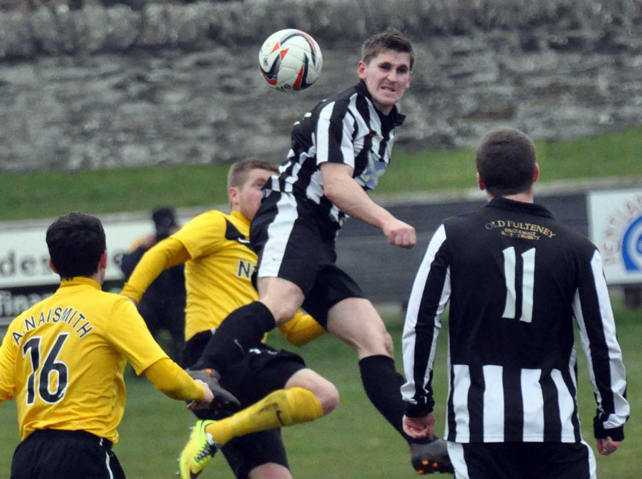 Photo: Wick Academy 1 Nairn County 2