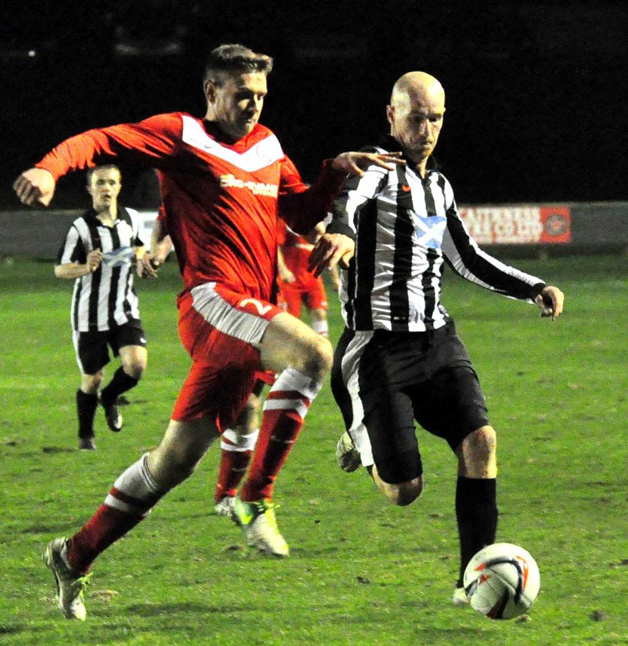 Photo: Wick Academy 0 Brora Rangers 1