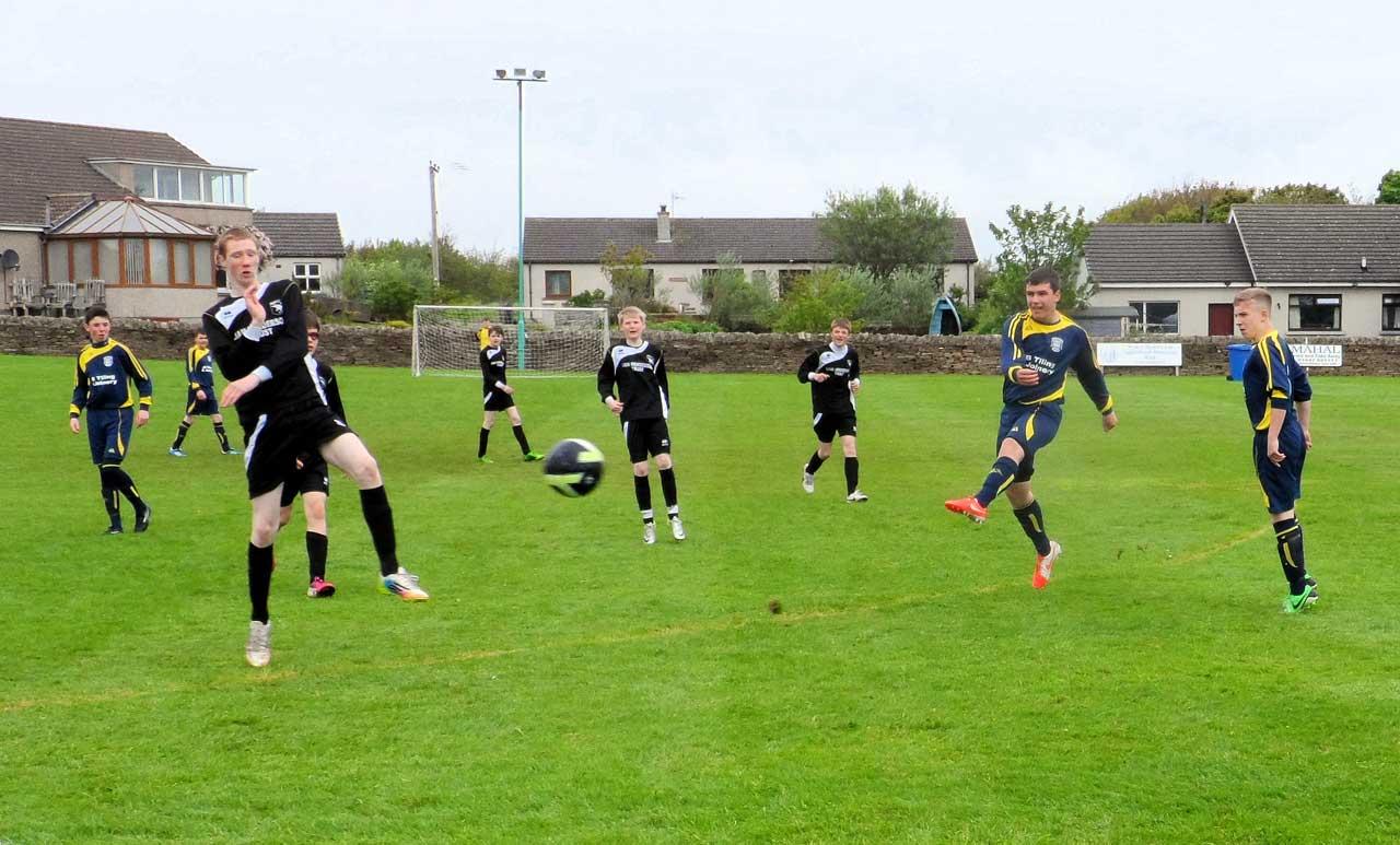 Photo: Castletown Junior Football Club Tournament 2014