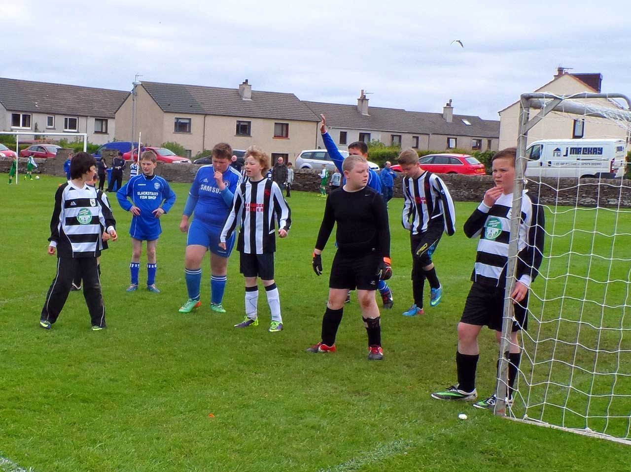 Photo: Castletown Junior Football Club Tournament 2014