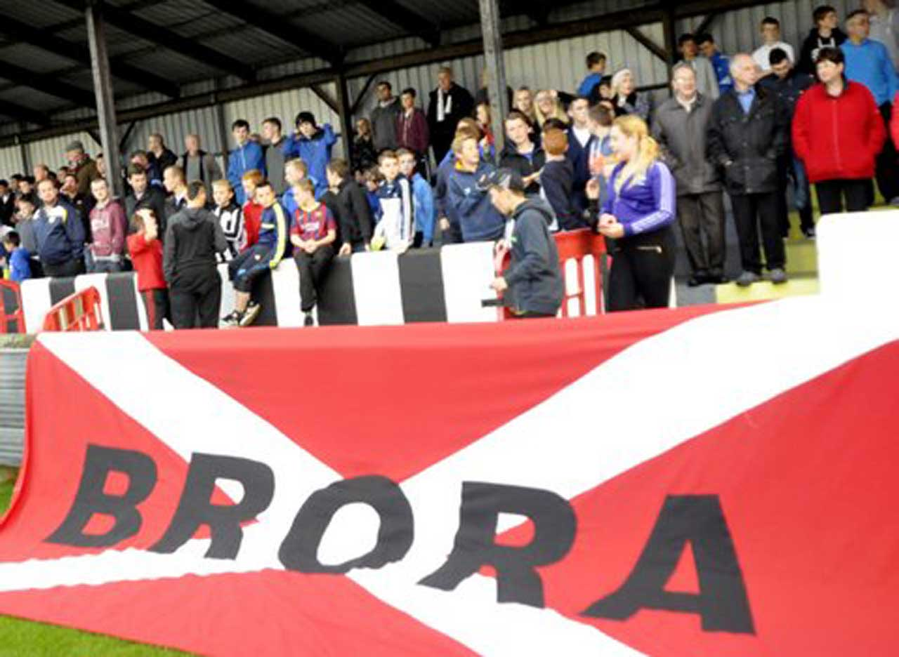 Photo: Wick Academy 1 Brora Rangers 2