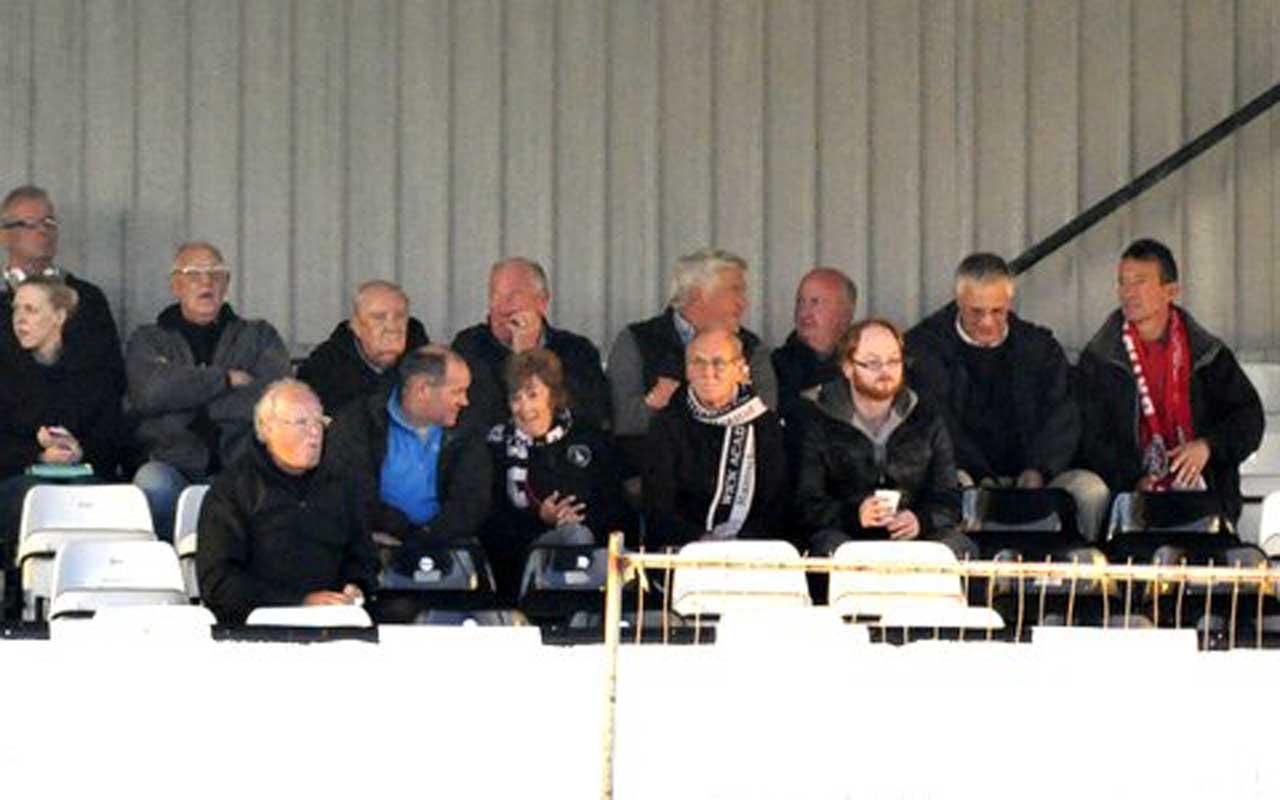 Photo: Wick Academy 1 Brora Rangers 2
