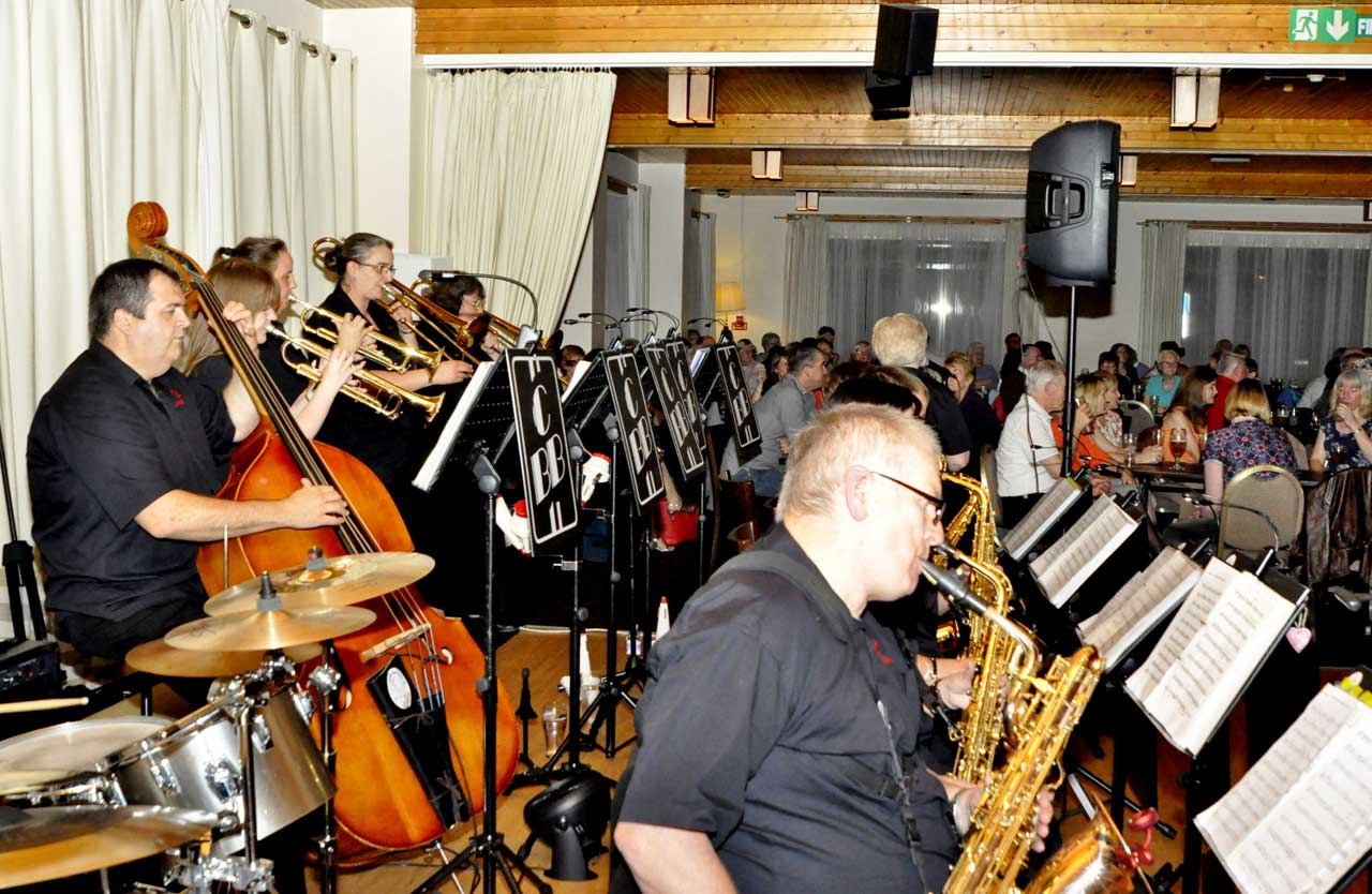 Photo: Big Band bash was Strictly for music lovers and dancers