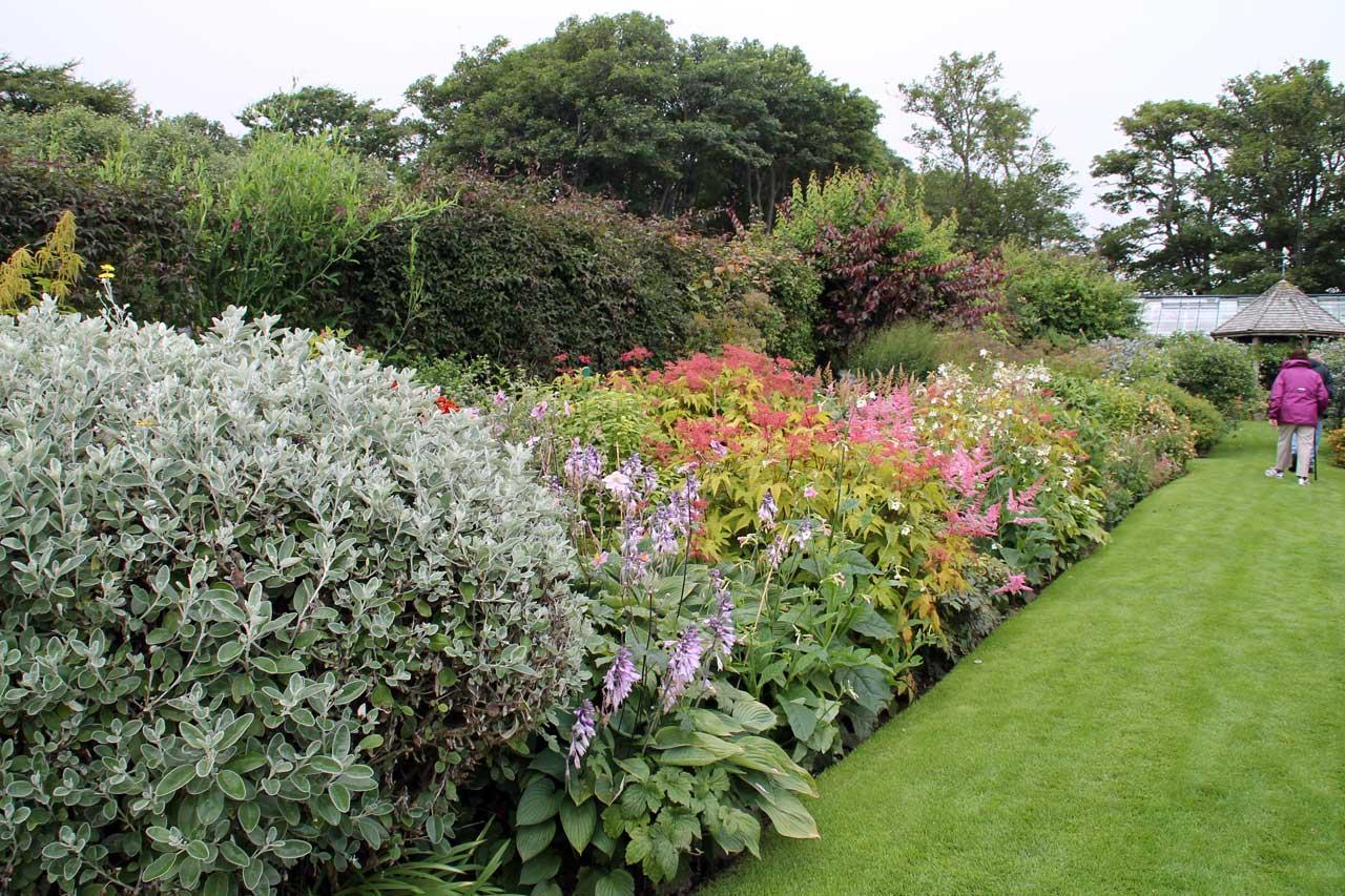 Photo: Dunbeath Castle Gardens Open Day 2014