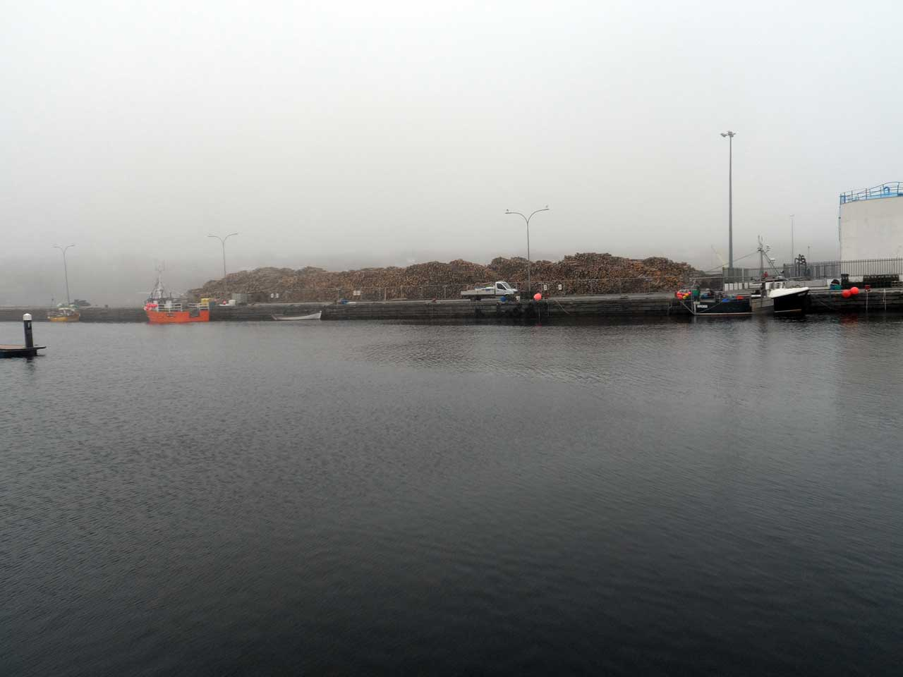 Photo: Wick Harbour - 13 September 2014