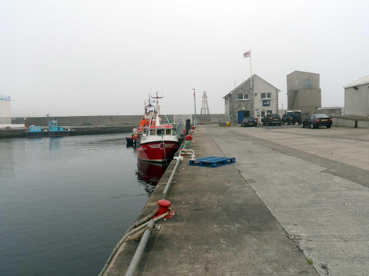 Photo: Wick Harbour - 13 September 2014