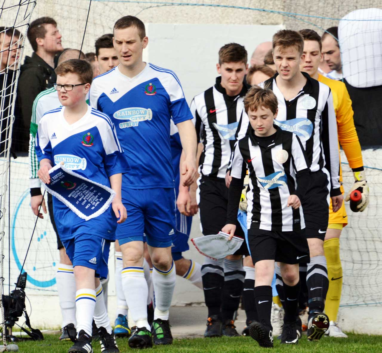 Photo: Highland League Cup Final - Cove Rangers 4 Wick Academy 0