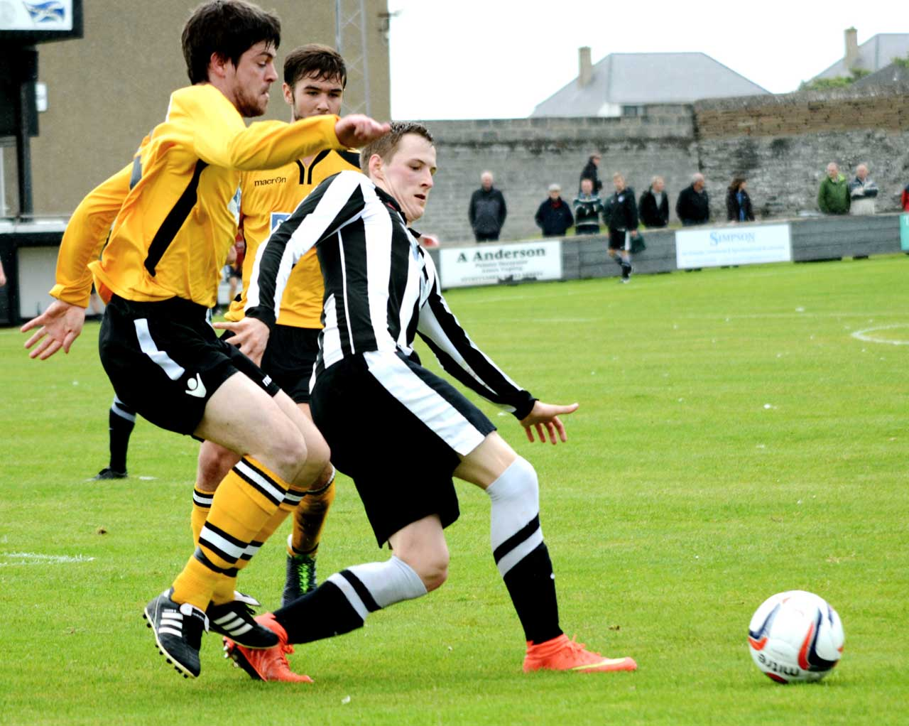 Photo: Wick Academy 8 Fort William 1