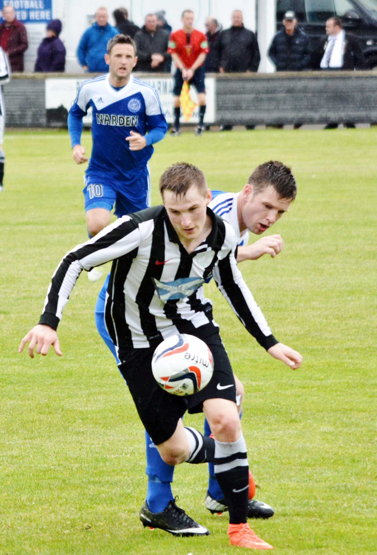 Photo: Wick Academy 2 Nairn County 1
