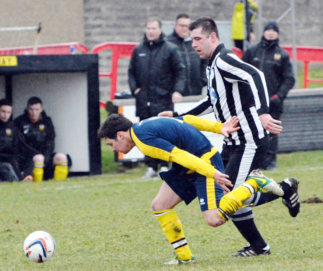 Photo: Wick Academy 1 Clachnacuddin 0