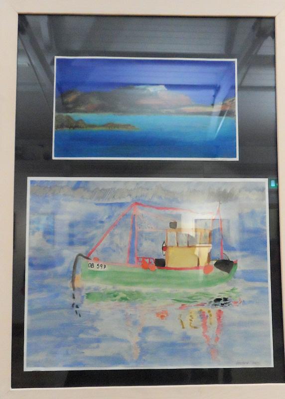 Photo: Thurso High Art Exhibition 2015