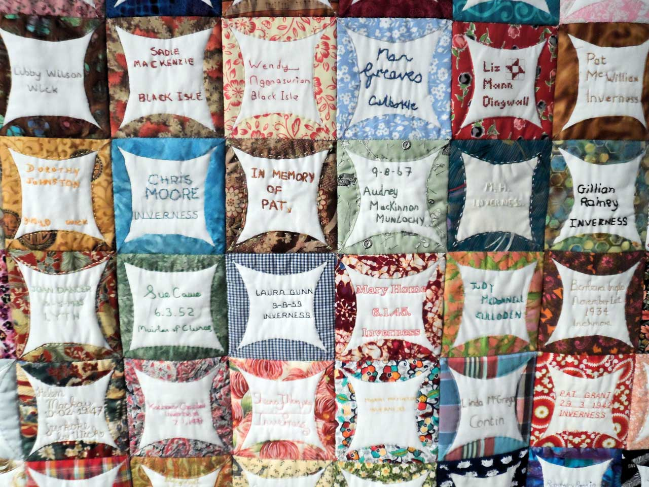 Photo: Highland Homecoming Quilt