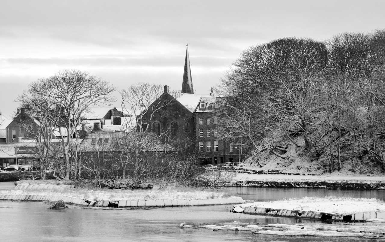 Photo: Snow Scenes In Wick