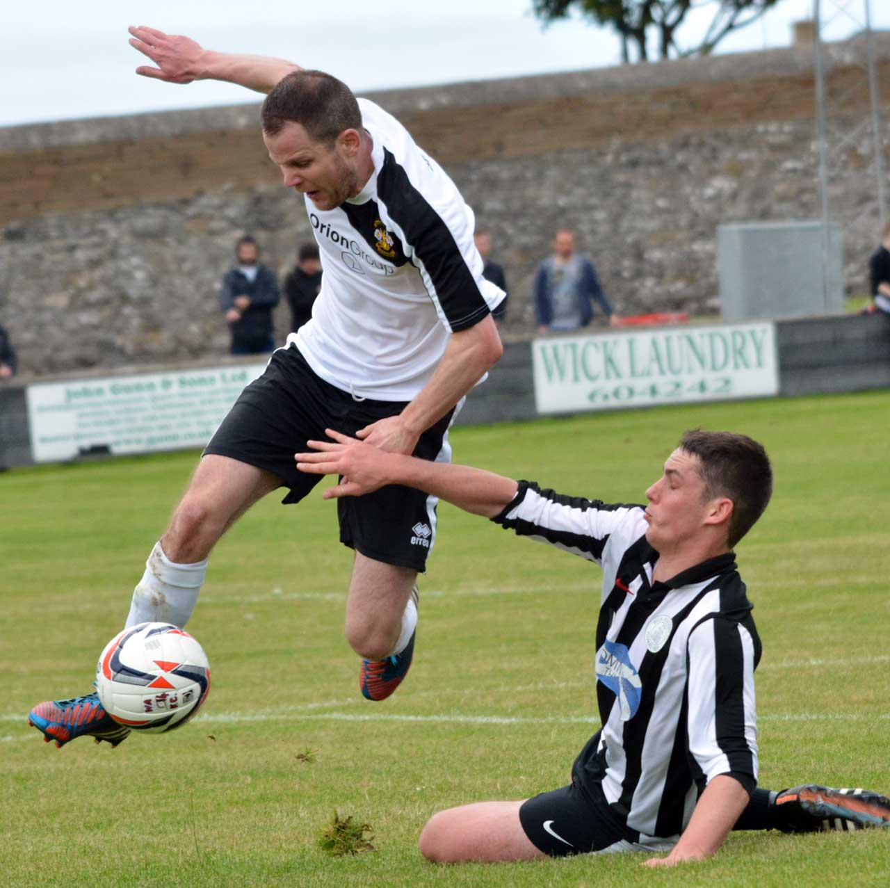 Photo: Wick Academy 0 Clachnacuddin 3