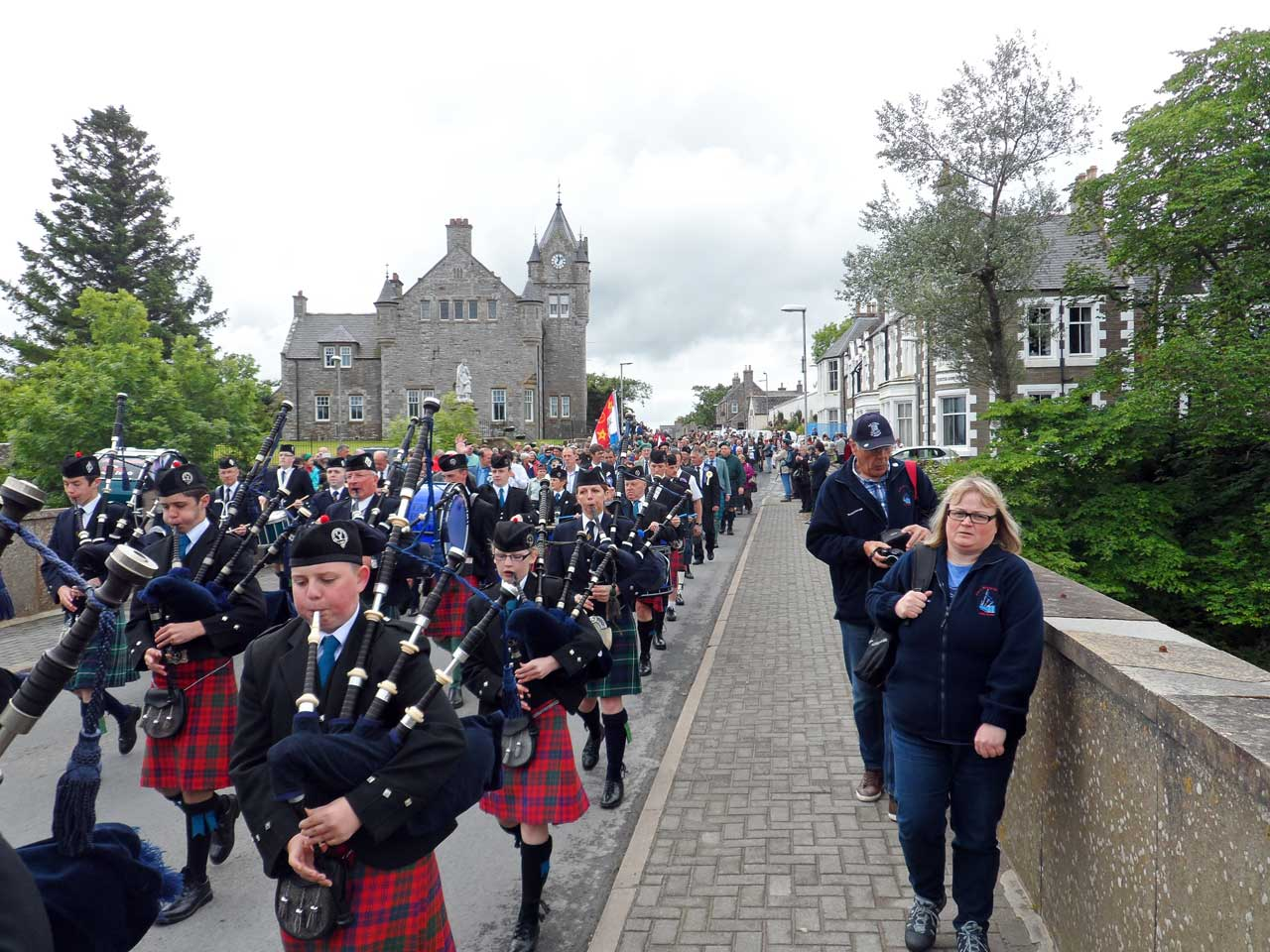 Photo: Halkirk Highland Games 2015