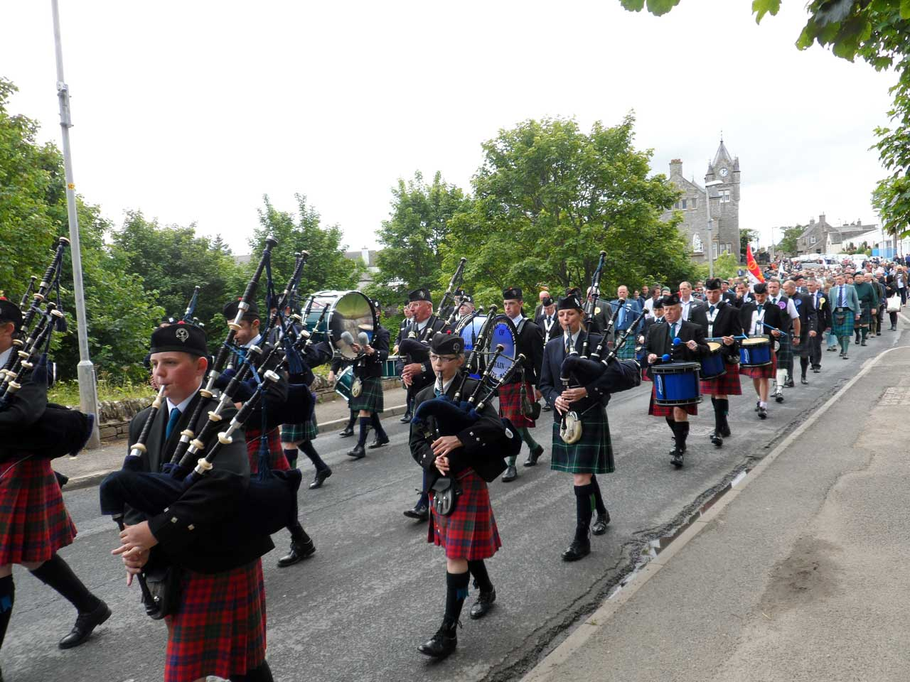 Photo: Halkirk Highland Games 2015