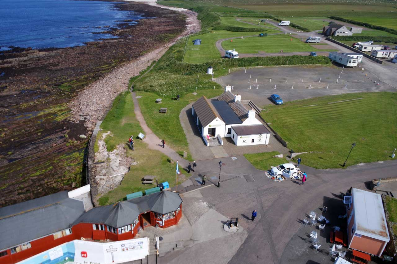 Photo: John O'Groats - Last House Museum In Centre