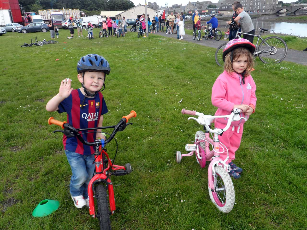 Photo: Wick Gala 2015 - Cycle Races