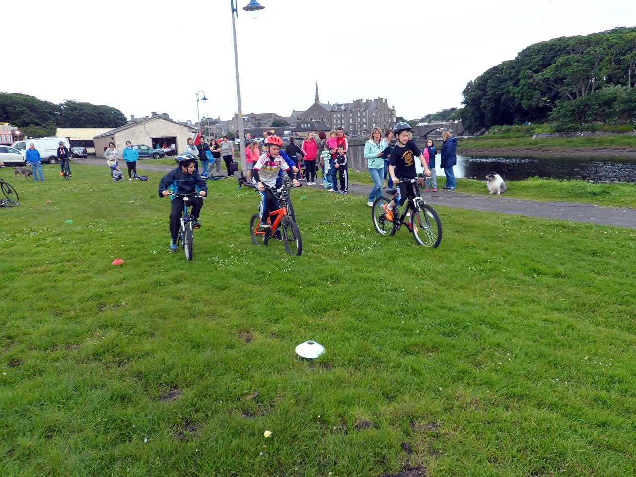 Photo: Wick Gala 2015 - Cycle Races