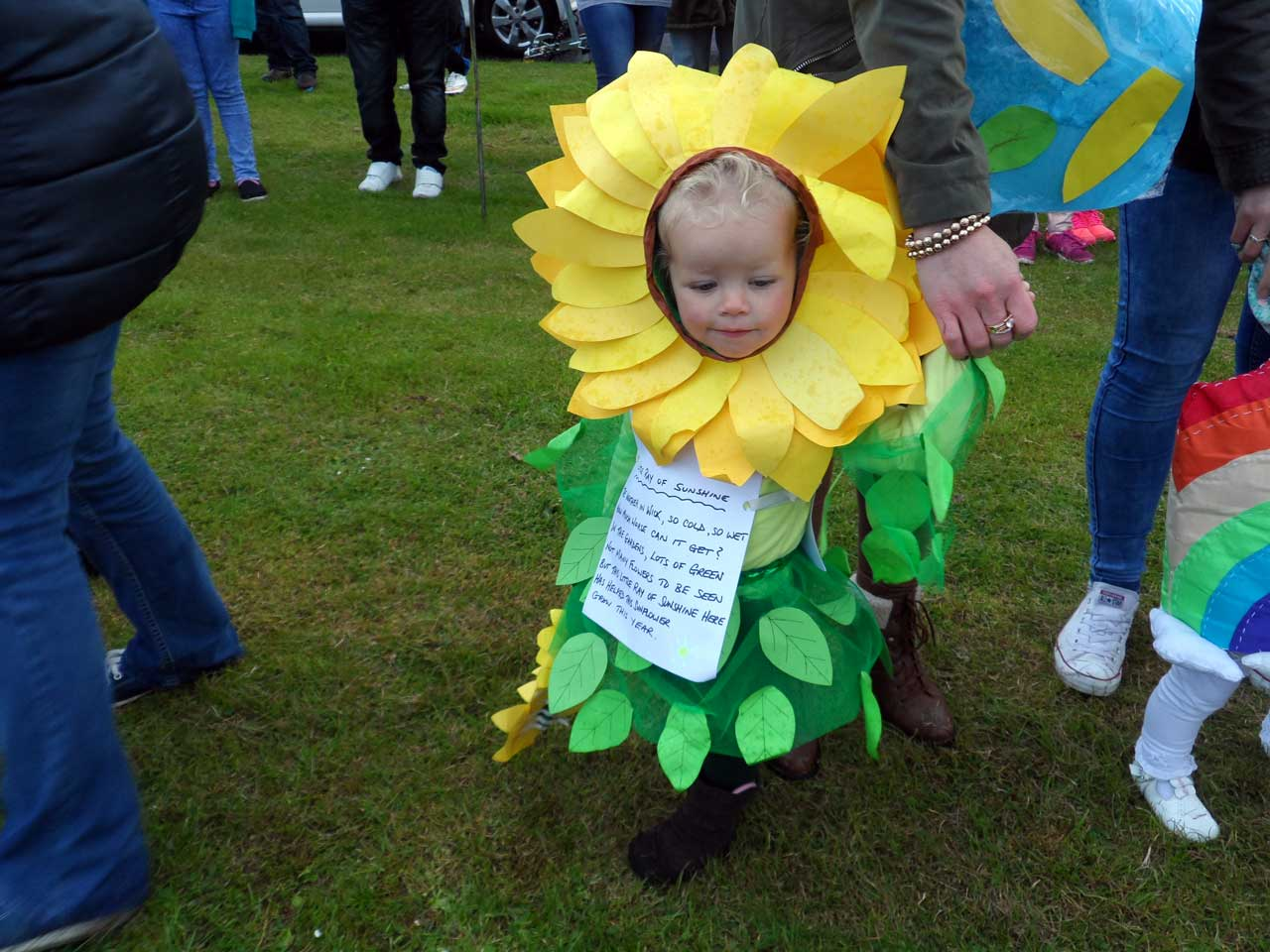 Photo: Wick Gala 2015 Fancy Dress