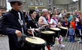 Wick Pipe Band Week 2015 - Fancy Dress Parade