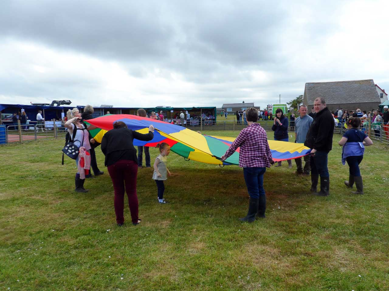 Photo: Canisbay Show 2015