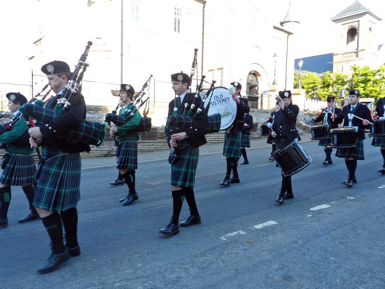 Photo: Halkirk Gala 2015