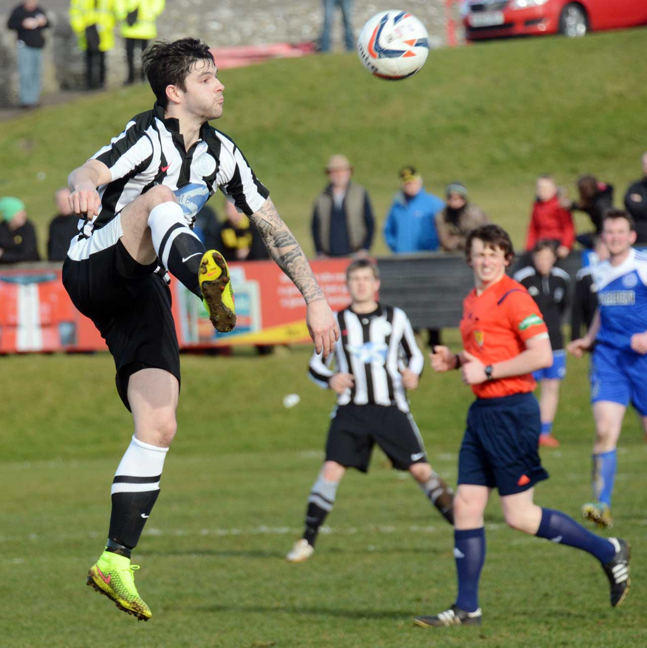 Photo: Highland League Cup semi final - Wick Academy 2 Nairn County 1