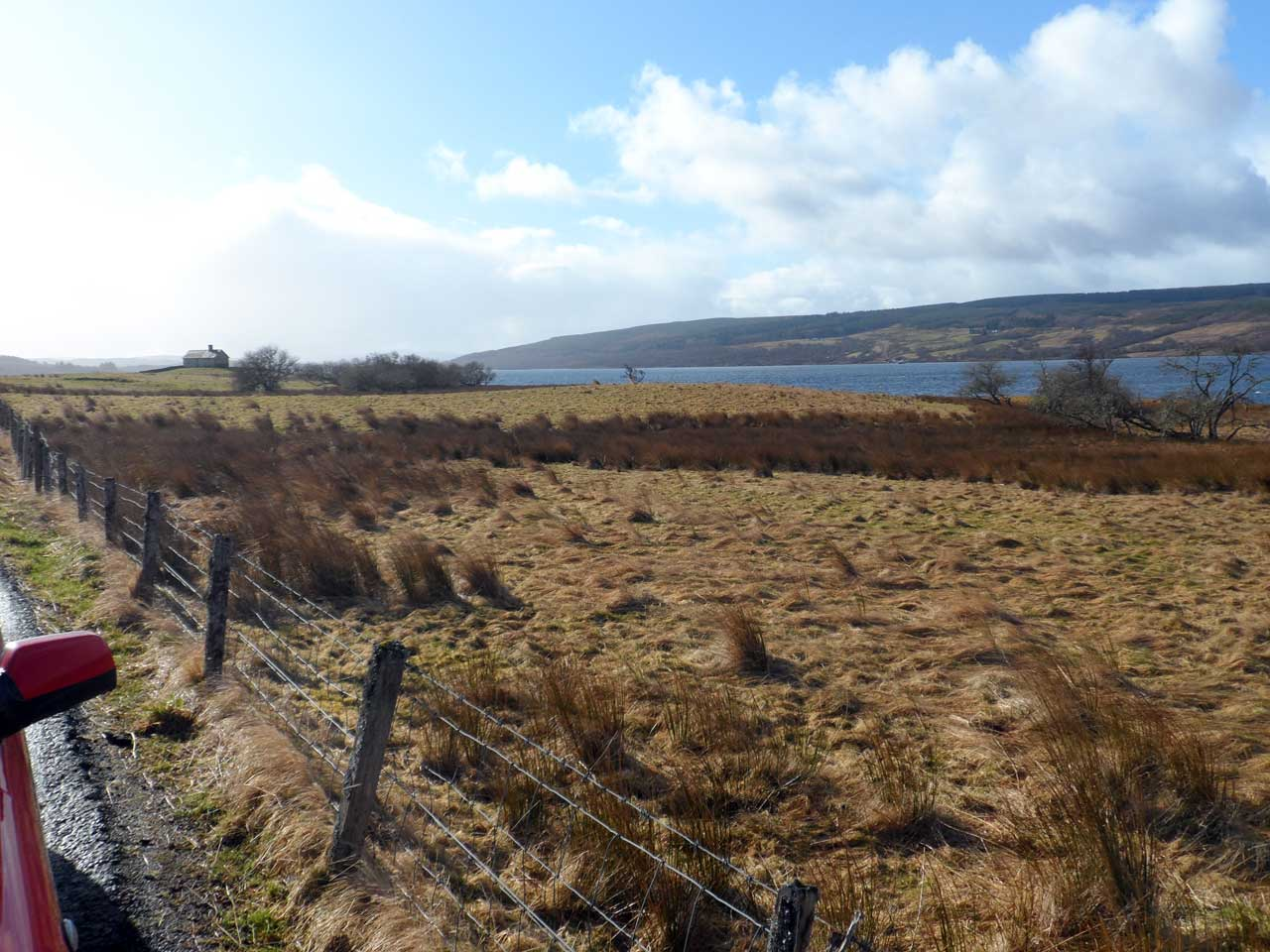 Photo: Lairg to Scourie