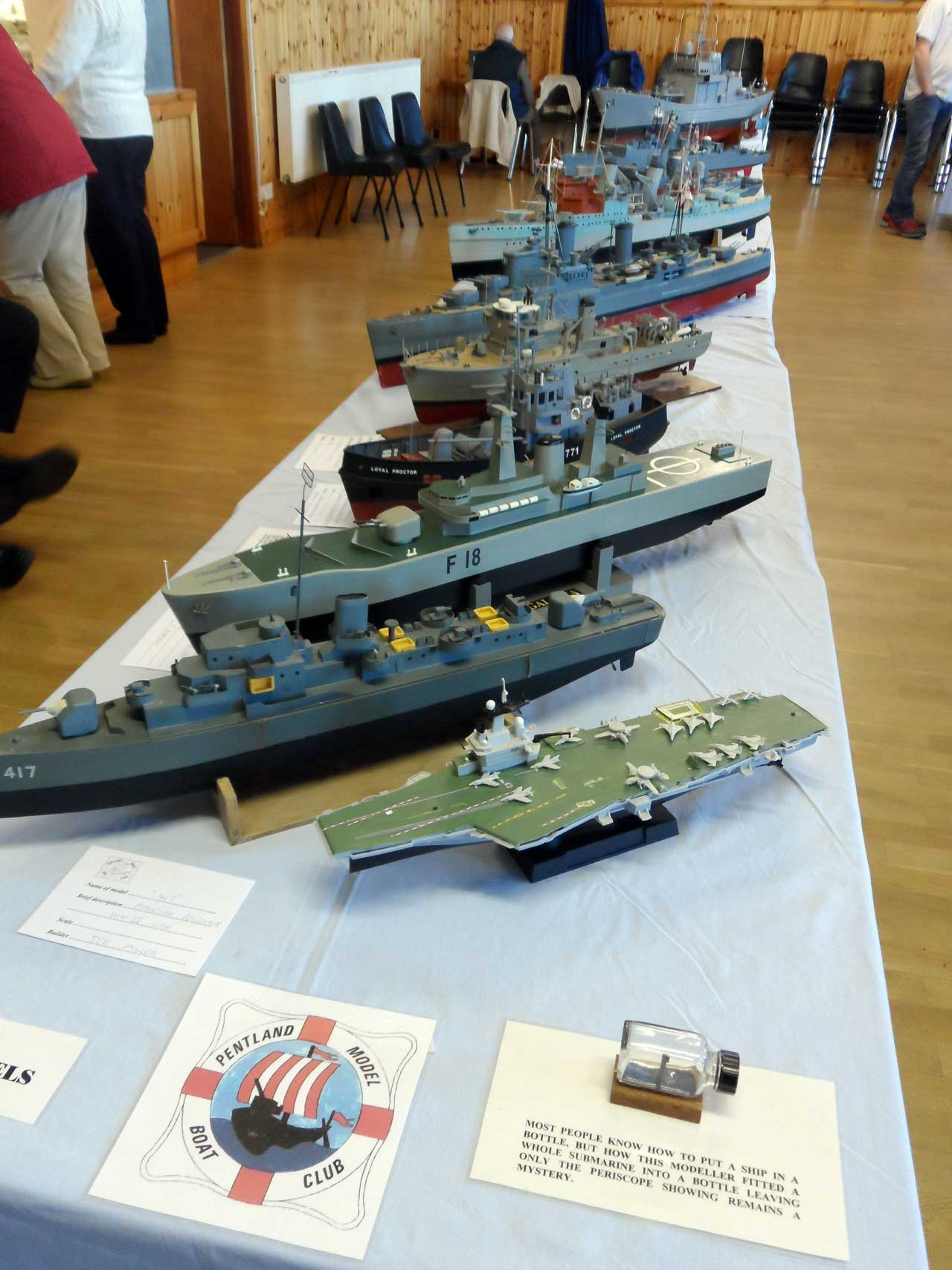 Photo: Model Boat Show 2015
