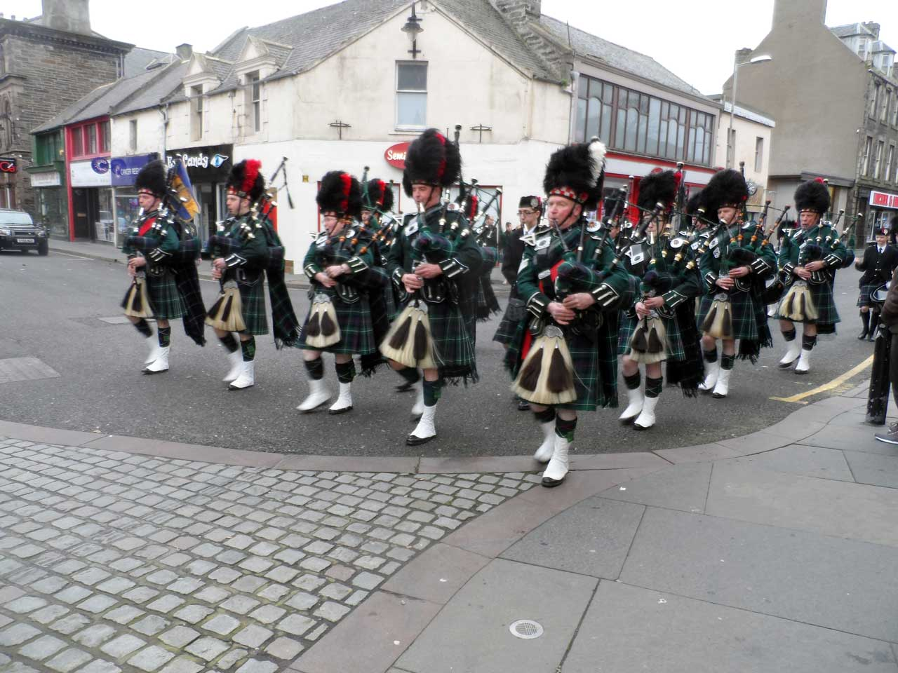 Photo: Remembrance In Caithness 2015