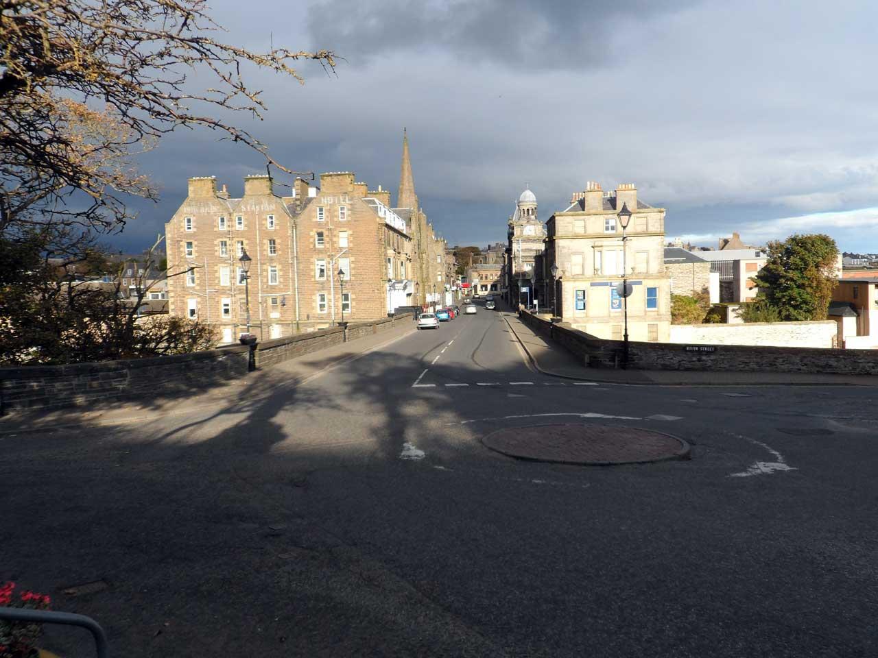 Photo: Bridge Street, Wick