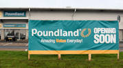 New Poundland Store opening soon at Wick as at 12 September 2015
