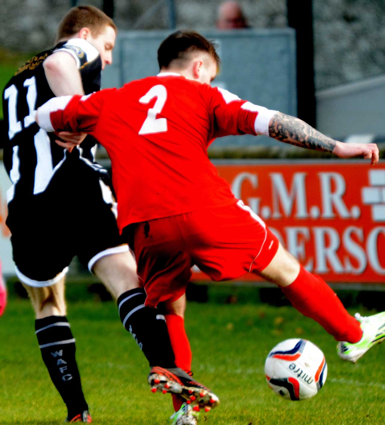 Photo: Wick Academy 2 Lossiemouth 1