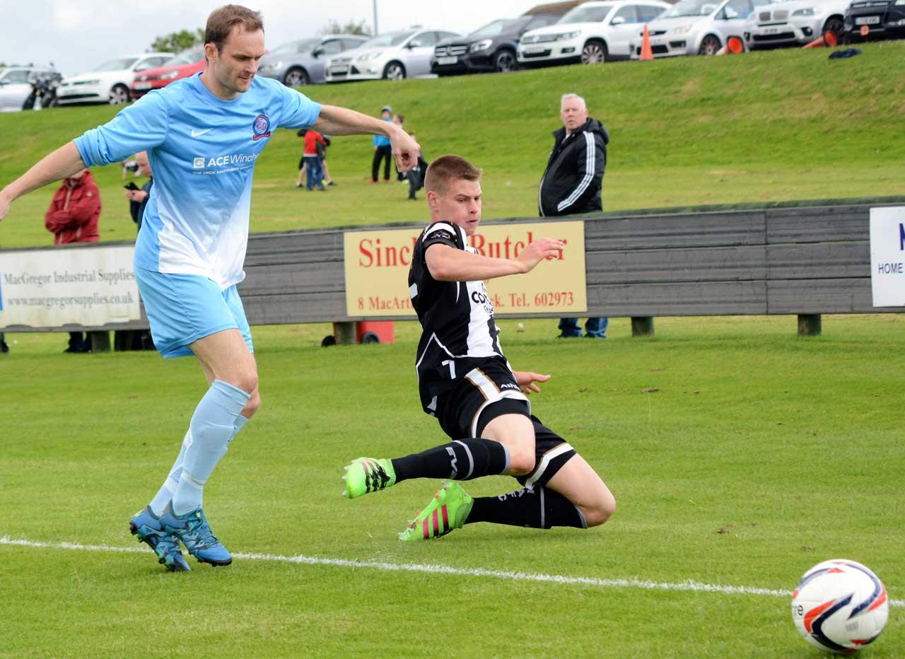 Photo: Wick Academy 2 Turriff United 0