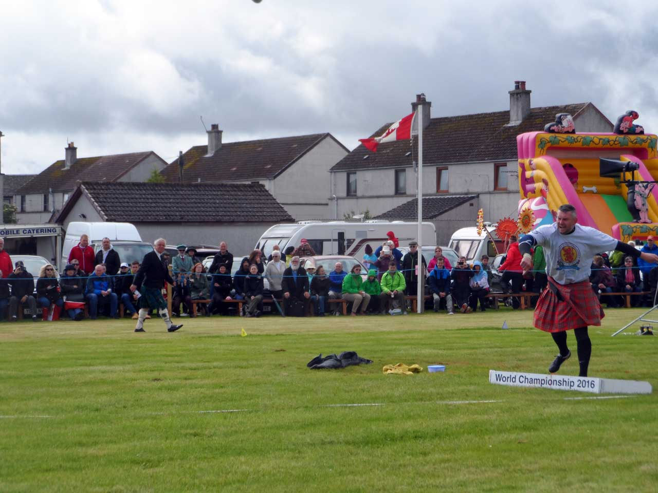 Photo: Halkirk Highland Games 2016